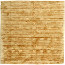 Tribeca - Gold Rug 250X250 Modern Square Light Brown Large ( India)