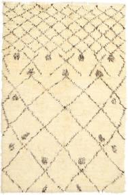 Barchi/Moroccan Berber - Pakistan Matta 165X255 Äkta Modern Handknuten Beige (Ull, Pakistan)