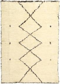 Barchi/Moroccan Berber - Pakistan Tapijt 186X265 Echt Modern Handgeknoopt Beige (Wol, Pakistan)