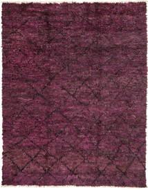 Barchi/Moroccan Berber - Pakistan Alfombra 239X304 Moderna Hecha A Mano Rojo Oscuro/Violeta (Lana, Pakistán)