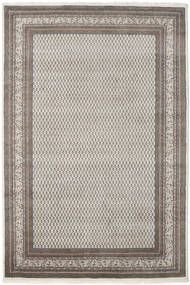 Mir インド 絨毯 248X299 オリエンタル 手織り 薄い灰色/濃いグレー (ウール, インド)