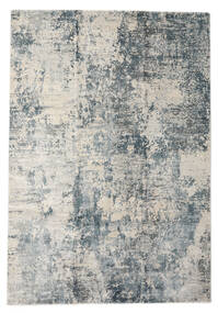 Triad - Cinzento/Azul Tapete 240X340 Moderno Branco/Creme/Cinzento Claro/Azul Claro ( Turquia)