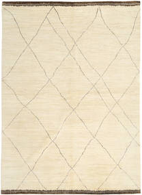 Afghan Exclusive Rug 170X240 Authentic  Modern Handknotted Beige (Wool, Afghanistan)