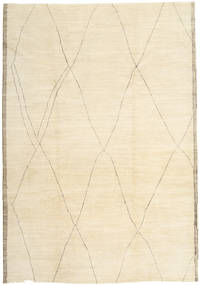 Afghan Exclusive Rug 200X300 Authentic  Modern Handknotted Beige/Yellow (Wool, Afghanistan)