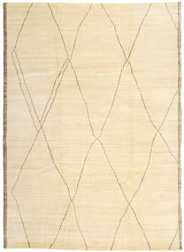 Afghan Exclusive Rug 200X300 Authentic  Modern Handknotted Beige (Wool, Afghanistan)