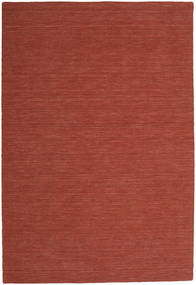 Kilim loom - Rust rug CVD21104