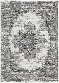 Vintage Vega - Creme/Gray Rug 160X230 Modern Light Grey/Dark Grey ( Turkey)