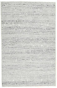 Kilim Indo Tappeto 75X120 Moderno Tessuto A Mano Grigio Chiaro (Lana, India)
