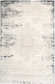 Alaska - Light Grey/Cream Rug 200X300 Modern Light Grey/Beige ( Turkey)