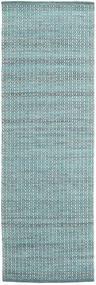 Alva - Turkoois / Wit tapijt CVD21273