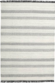 Hedda - Grey Rug 220X320 Authentic  Modern Handwoven Beige/Dark Beige (Wool, India)