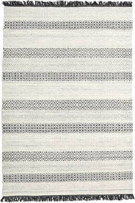 Hedda - Grey Rug 160X230 Authentic  Modern Handwoven Beige/Dark Beige (Wool, India)
