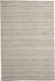 Alva - Brown/White Rug 250X350 Authentic  Modern Handwoven Light Grey Large (Wool, India)