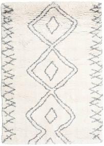 Berber Shaggy Massin Tappeto 240X300 Moderno Beige/Bianco/Creme ( Turchia)