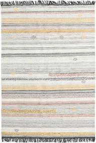 Ragna Rug 160X230 Authentic  Modern Handwoven Beige/Light Grey (Wool, India)