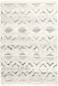 Lydia Rug 140X200 Authentic  Modern Handwoven Beige/Dark Beige (Wool, India)