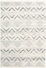 Lydia Rug 200X300 Authentic  Modern Handwoven Dark Beige/Beige (Wool, India)