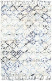 Greta Rug 120X180 Authentic  Modern Handknotted Beige/White/Creme (Wool, India)