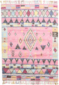 Fanny Rug 160X230 Authentic  Modern Handknotted Light Pink/Beige (Wool, India)