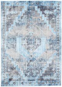 Zultani Vloerkleed 160X230 Modern Lichtblauw/Lichtgrijs ( Turkije)