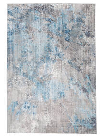 Zelda Rug 200X300 Modern Light Grey/Light Blue/Beige ( Turkey)
