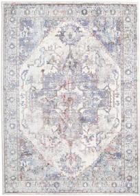 Alhambra Tappeto 140X200 Moderno Beige/Grigio Chiaro/Bianco/Creme ( Turchia)