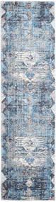 Zigma Szőnyeg 80X300 Modern Világoskék/Kék ( Törökország)