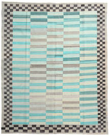 Kilim Ariana Rug 241X294 Authentic  Modern Handwoven Light Grey/Beige (Wool, Afghanistan)