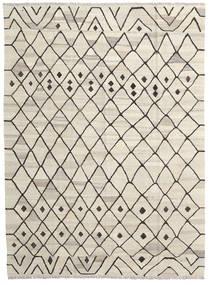 Kilim Ariana Tapis 180X245 Moderne Tissé À La Main Beige Foncé/Beige/Gris Clair (Laine, Afghanistan)