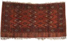 Afghan Khal Mohammadi Tapijt 91X167 Echt Oosters Handgeknoopt Donkerrood/Roestkleur (Wol, Afghanistan)
