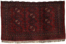 Afghan Khal Mohammadi Rug 110X174 Authentic  Oriental Handknotted Dark Red (Wool, Afghanistan)