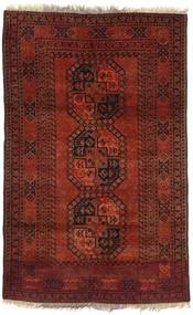 Afgán Khal Mohammadi Szőnyeg 110X179 Keleti Csomózású Sötétpiros/Sötétbarna (Gyapjú, Afganisztán)