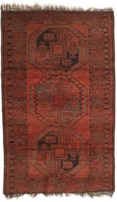 Afghan Khal Mohammadi Covor 109X179 Orientale Lucrat Manual Roșu-Închis/Maro Închis (Lână, Afganistan)