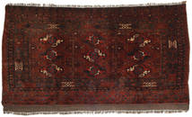 Afghan Khal Mohammadi Rug 107X184 Authentic  Oriental Handknotted Dark Red/Dark Brown (Wool, Afghanistan)