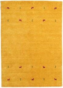 Gabbeh Loom - Secondaire Tapis 160X230 Moderne Jaune/Orange (Laine, Inde)