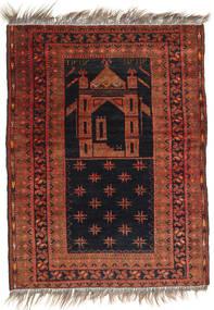 Afghan Khal Mohammadi Rug 73X100 Authentic  Oriental Handknotted Dark Red/Beige (Wool, Afghanistan)