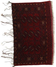 Afghan Khal Mohammadi Rug 106X162 Authentic  Oriental Handknotted Dark Brown/Dark Red (Wool, Afghanistan)