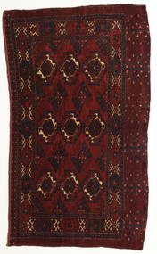 Afghan Khal Mohammadi Rug 91X154 Authentic Oriental Handknotted Dark Brown/Dark Red (Wool, Afghanistan)
