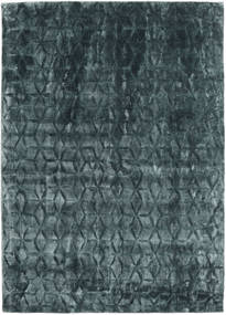 Diamond - Dark_Teal Rug 140X200 Modern Turquoise Blue/Dark Blue/Blue ( India)