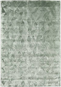 Crystal - Frosty Green Rug 160X230 Modern Dark Grey/Light Grey ( India)