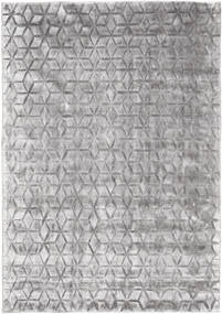 Diamond - Soft Grey Rug 160X230 Modern Light Grey/Dark Grey ( India)
