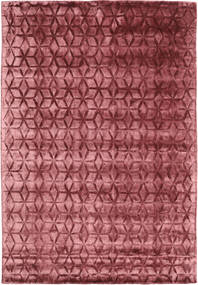 Diamond - Burgundy Tappeto 160X230 Moderno Rosso Scuro/Ruggine/Rosso ( India)