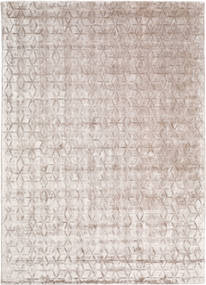 Diamond - Soft_Beige Vloerkleed 210X290 Modern Wit/Creme/Licht Paars ( India)