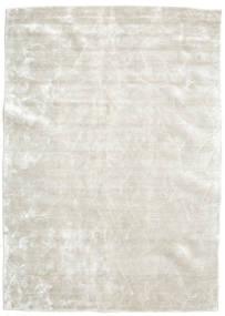 Crystal - Silberweiß Teppich  300X400 Moderner Dunkel Beige/Hellgrau Großer ( Indien)