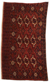 Afghan Khal Mohammadi Tappeto 100X170 Orientale Fatto A Mano Rosso Scuro/Marrone Scuro (Lana, Afghanistan)