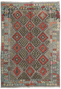 Kelim Afghan Old style teppe ABCZC396