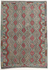 Kelim Afghan Old style tæppe ABCZC376