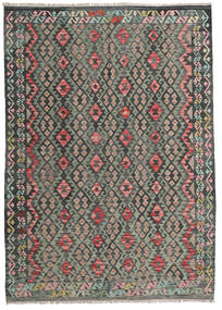 Kelim Afghan Old style teppe ABCZC344