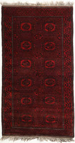 Afghan Khal Mohammadi Rug 102X167 Authentic  Oriental Handknotted Dark Brown/Dark Red (Wool, Afghanistan)