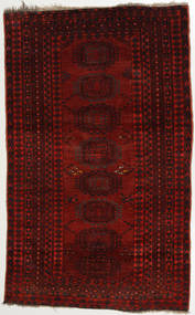 Afghan Khal Mohammadi Rug 107X176 Authentic  Oriental Handknotted Dark Brown/Crimson Red (Wool, Afghanistan)
